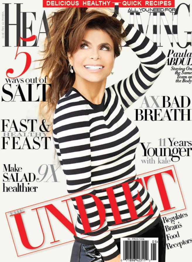 LOVED doing this intvw! Thx, Jen! xoP RT @PMK_BNC: .@PaulaAbdul covers May issue of #HealthyLivingMagazine #SYTYCD http://t.co/g2Qwm44uH6