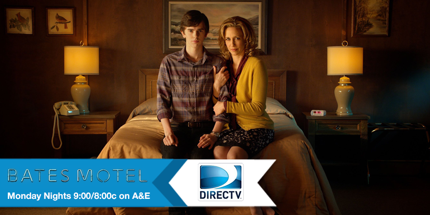 Things Are Crazy On Batesmotel Watch At 9pm 8c Aampe Insidebates Aetv