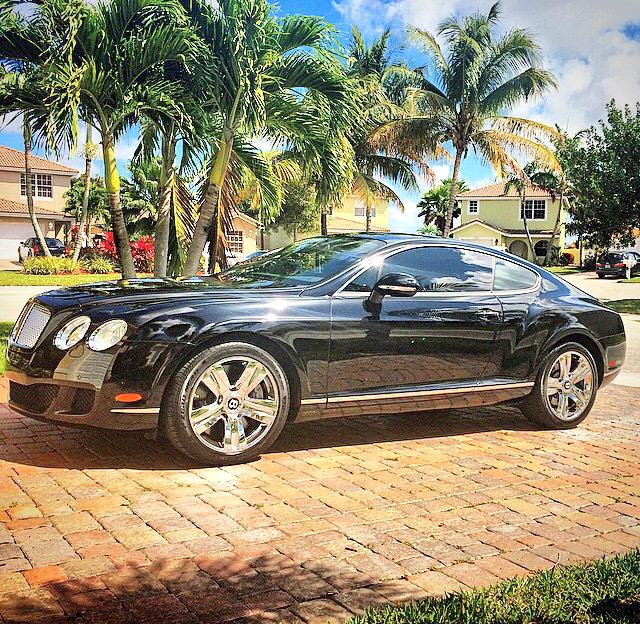 My 2010 Bentley Continental GT is for sale. $99,000 and it's yours! #FutureStar http://t.co/vFh17w31Cc