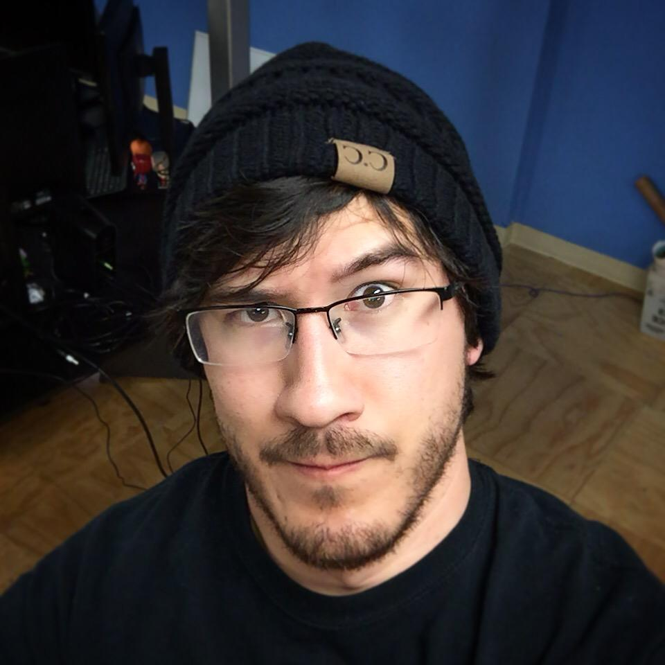 "Markiplier on Twitter: ""Da beanie, will try different ... Markiplier"