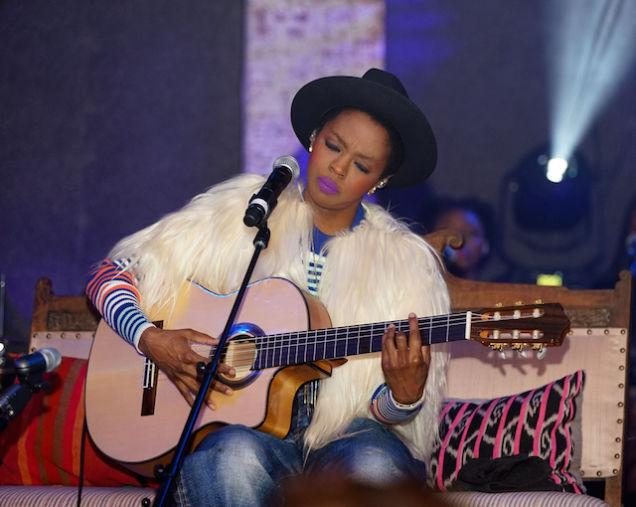 "Lauryn Hill Cancels Israel Concert, Citing ""Challenge"" in the Region http://t.co/bvBQsanCzD http://t.co/8oOr073XmW"