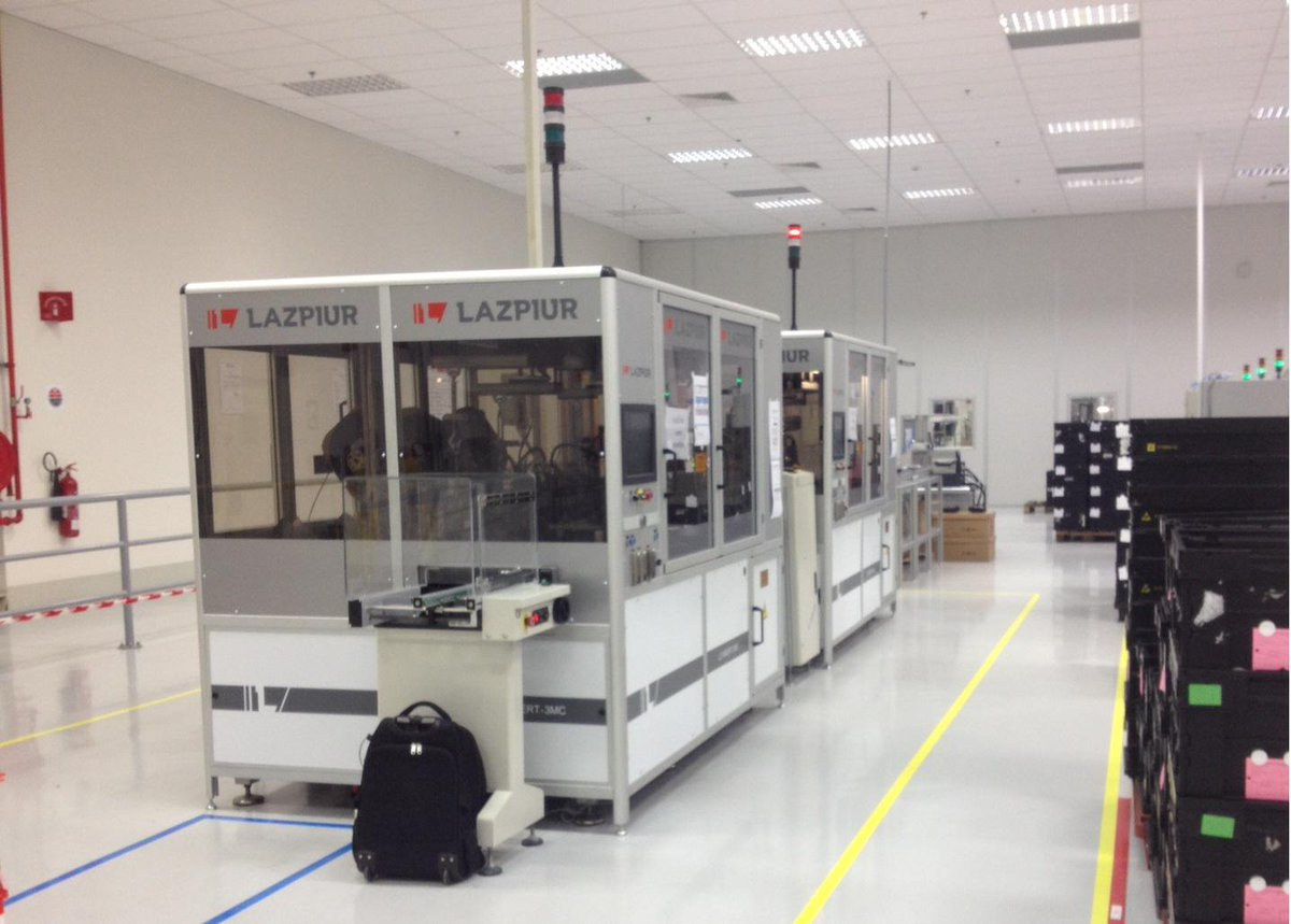 Lazpiur On Twitter Lazpiursa Will Manufacture 3 Machines For 2015 Gm Fuse Box Assembling The Car Boxes In Philippines