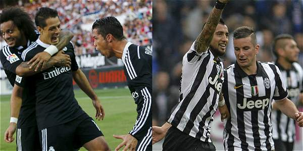 Juventus Real Madrid in diretta tv streaming