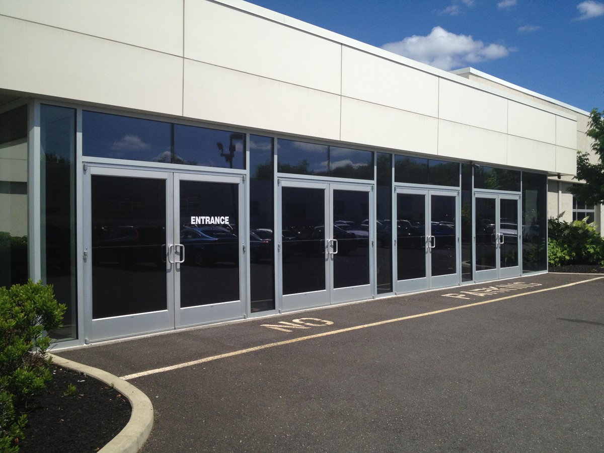 norman 39 s glass on twitter cherry hill volvo volvo dealership in cherry hill curtain wall. Black Bedroom Furniture Sets. Home Design Ideas