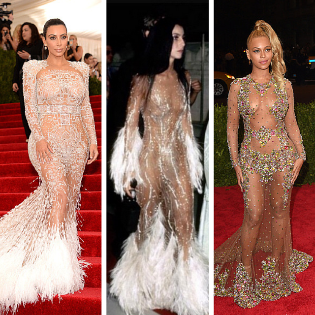 Stephanie Marcus On Twitter Kim S Inspiration For Her Metgala Dress Was Cher 1974 Bob Mackie Design But It Might Have Been Bey Too