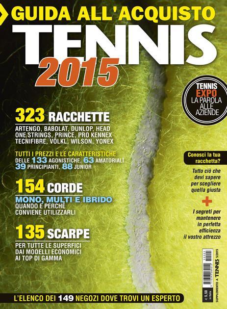 Tennis  - Magazine cover