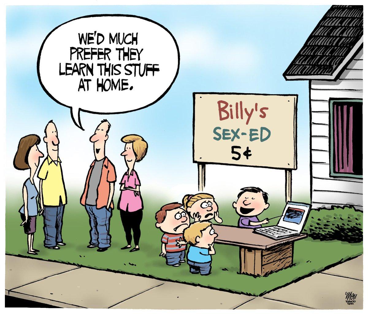 Sexe Cartoon i