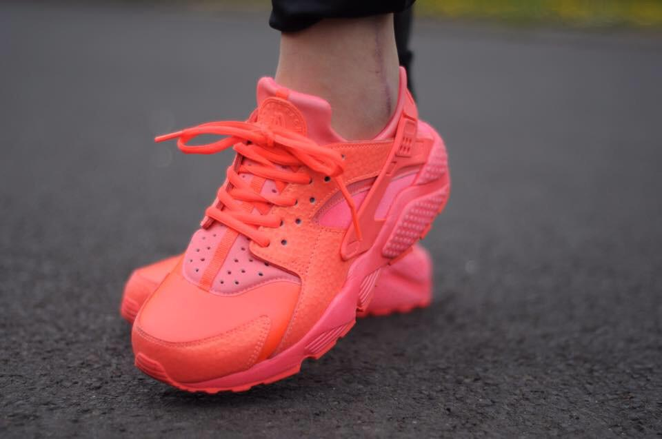 Huaraches Hot Lava