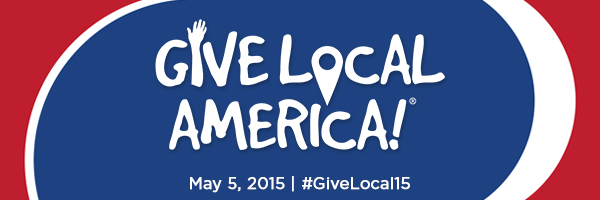 Today is the day to support your local community. How are you making a difference? #GiveLocal15 #nonprofit http://t.co/e6hvRbsn6N