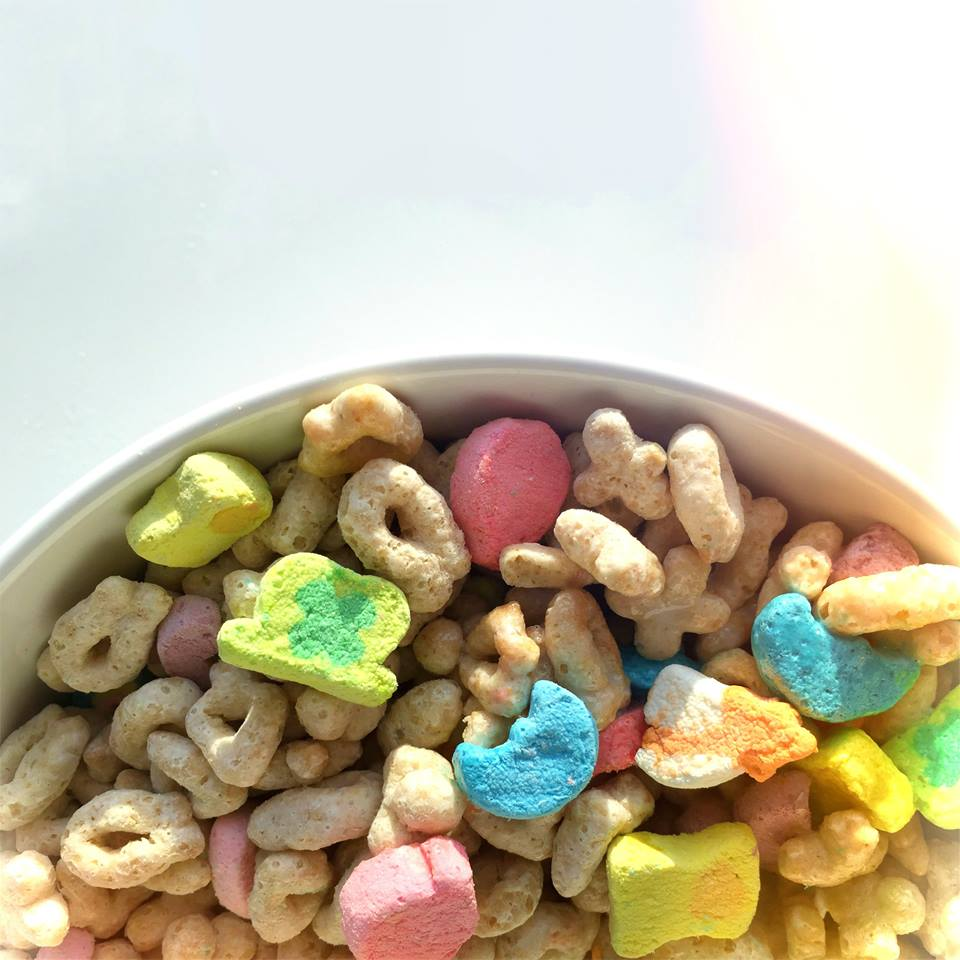FREE Lucky Charms Cereal Sampl...