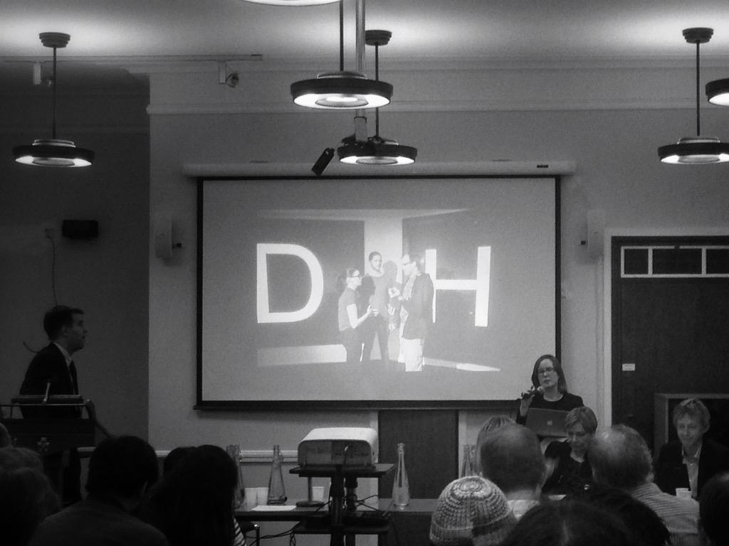 Thumbnail for Network for Digital Methods in the Arts and Humanities - NeDiMAH