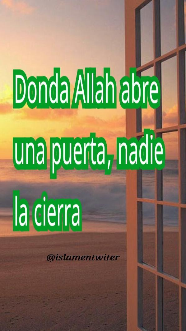 El Corán El Islam On Twitter Pide A Allah Que Te Ayude A