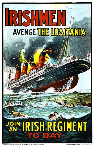 Thumbnail for #AskLetters1916: Lusitania & Naval Ships in WW1 | 05.05.15