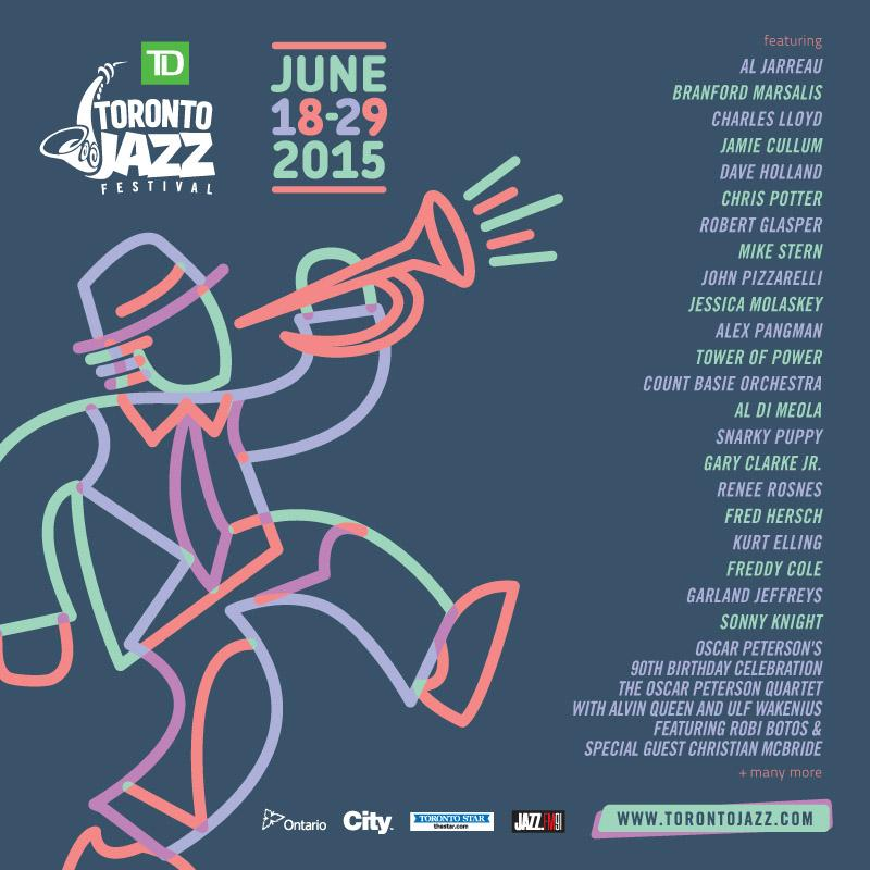 Tweet @TorontoJazzFest who you're excited to see and RT for a chance to win one pair of tickets to a Mainstage show! http://t.co/QtCfHZdeAm