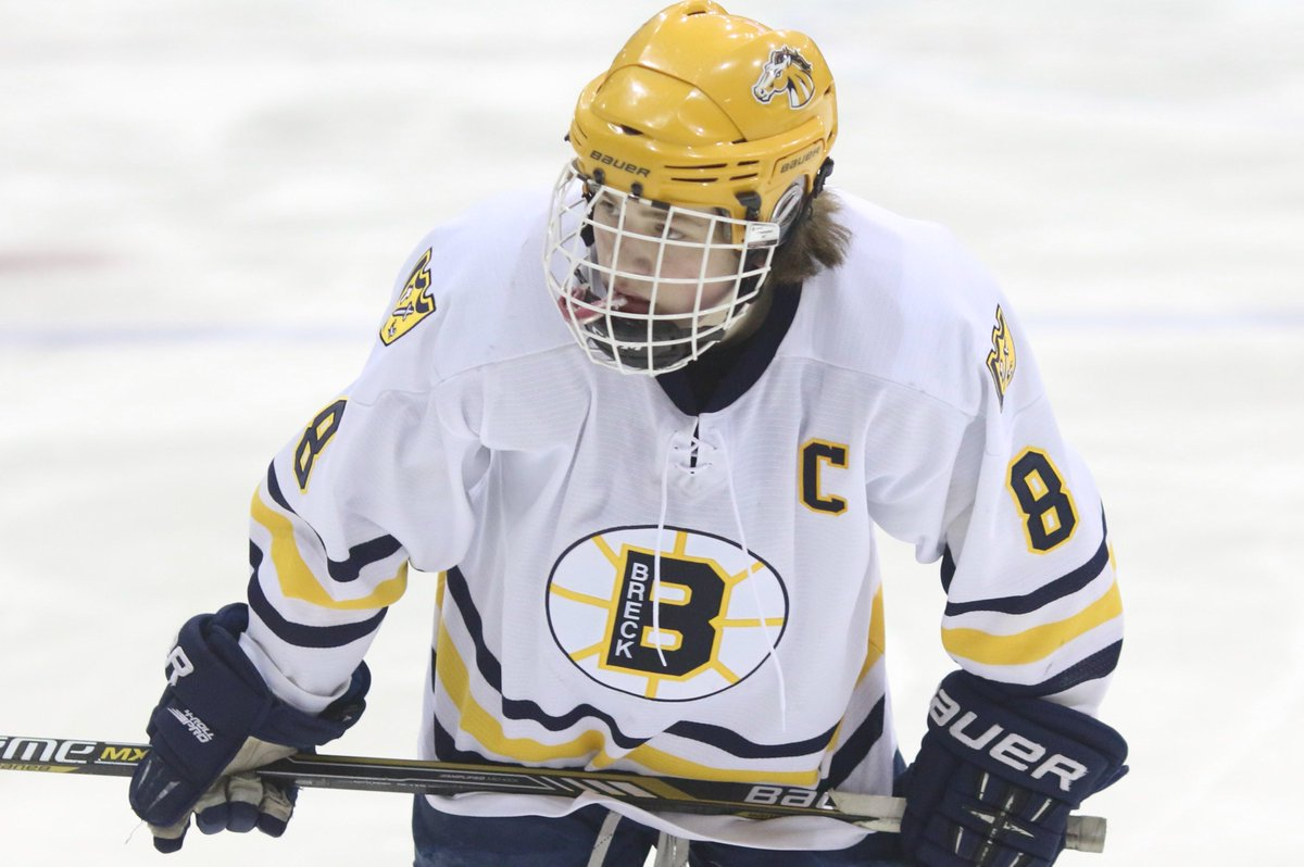 MN H.S.: Tuesday Roundup (very Light Schedule Yesterday) - Breck Shuts Out Rival Blake 5-0