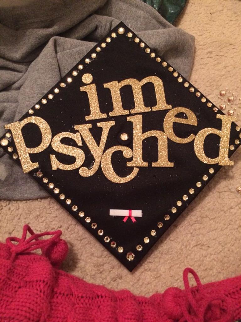 Andrea michelle on twitter cityu just a couple of for Accounting graduation cap decoration