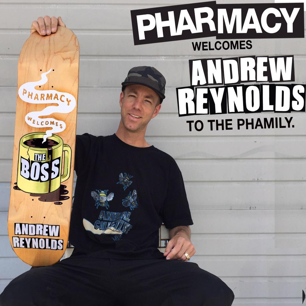 We would like to welcome Andrew Reynolds to the Pharmacy Phamily! http://t.co/YrDMFTkWhp