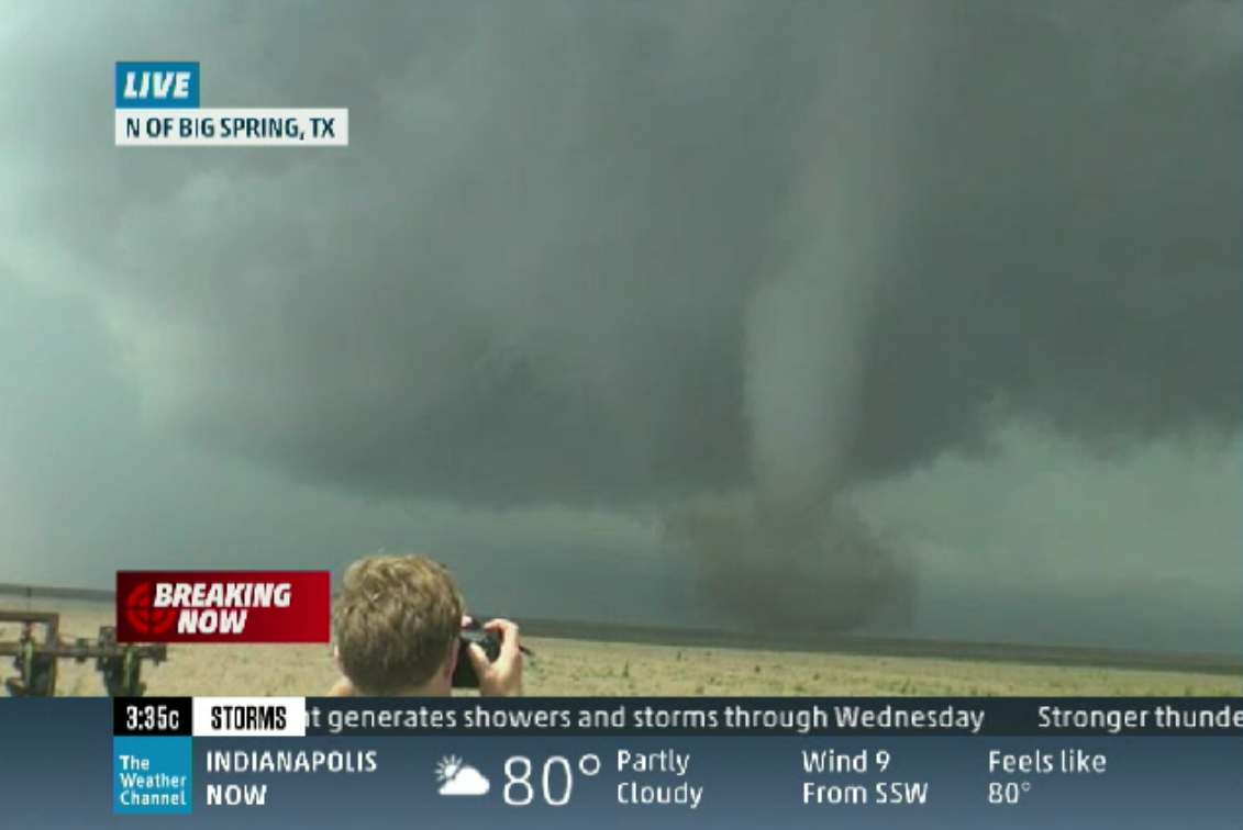 the weather channel on twitter   u0026quot live  3 39p ct   we u0026 39 re