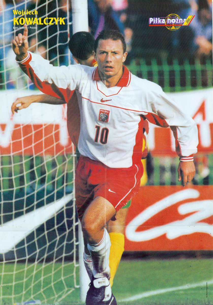Radość Wojciecha Kowalczyka po bramce na 2:0. Źródło: archiwum Pawła Piekutowskiego