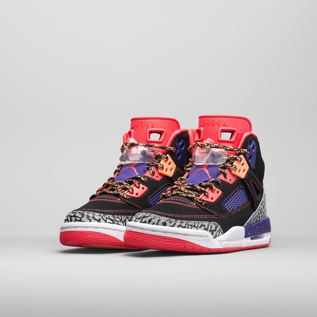 pretty nice 44fd3 1a127 the kids air jordan spizike taz spins onto tomorrow at 10am edt