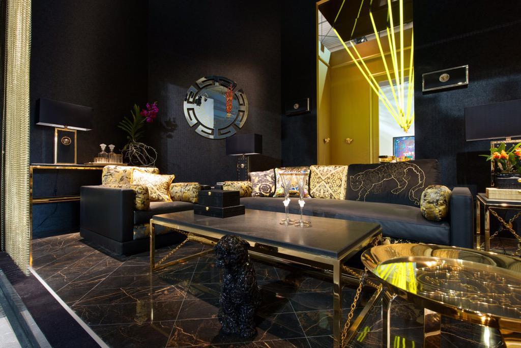 Earth Pics On Twitter Versace Home Interior Dubai Exclusivemove