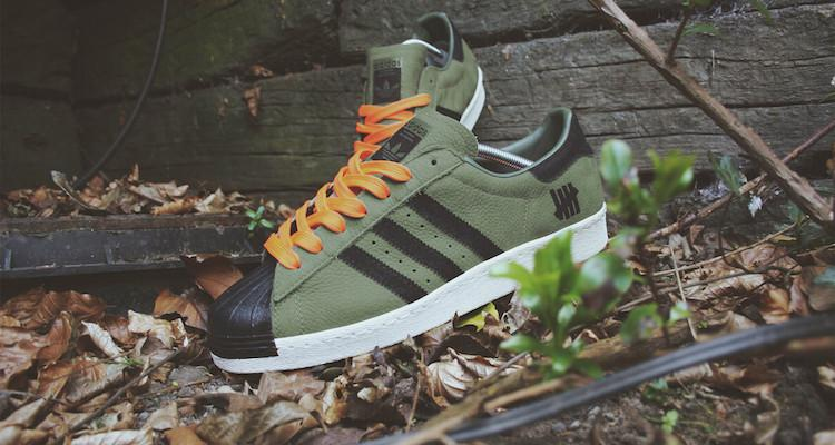 16d90d541f748 have you seen this undefeated adidas superstar custom by dan freebairn of  kickposters