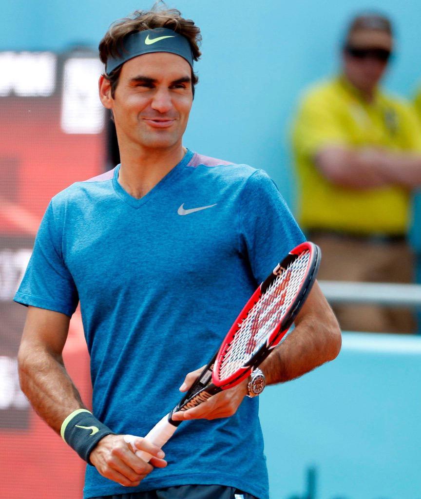 Roger Federer: Roger Federer Fans (@FedererFriday)