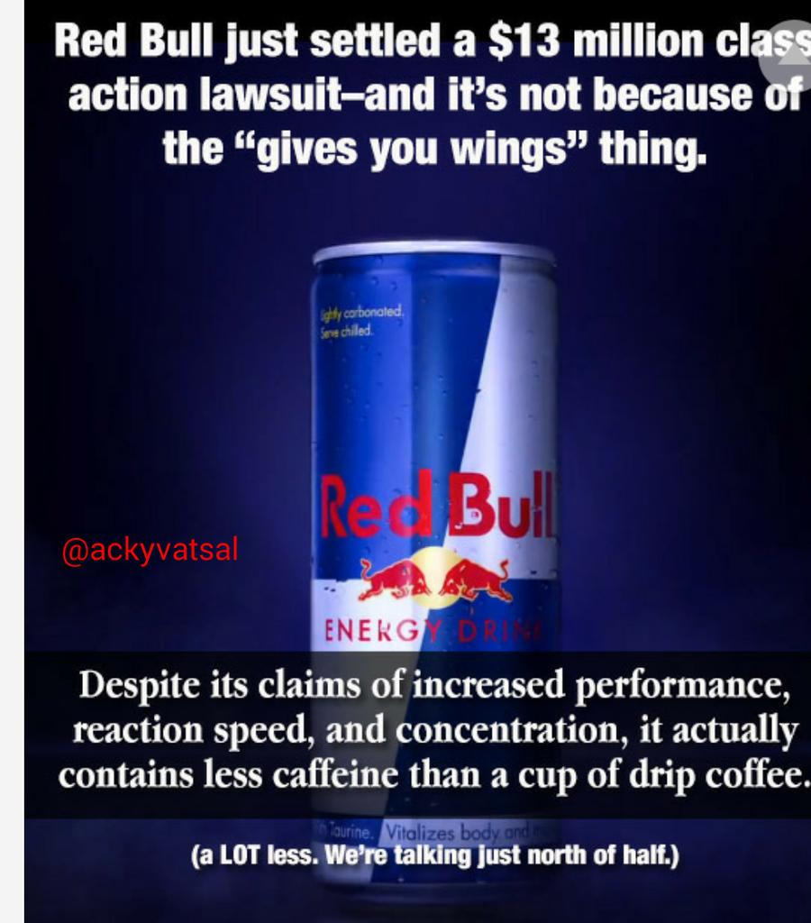 vatsal agarwal on twitter how much caffeien does redbull