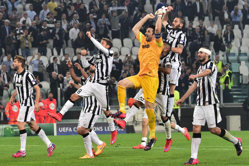 Champions: La Juventus batte il Real Madrid e sogna la finale di Berlino