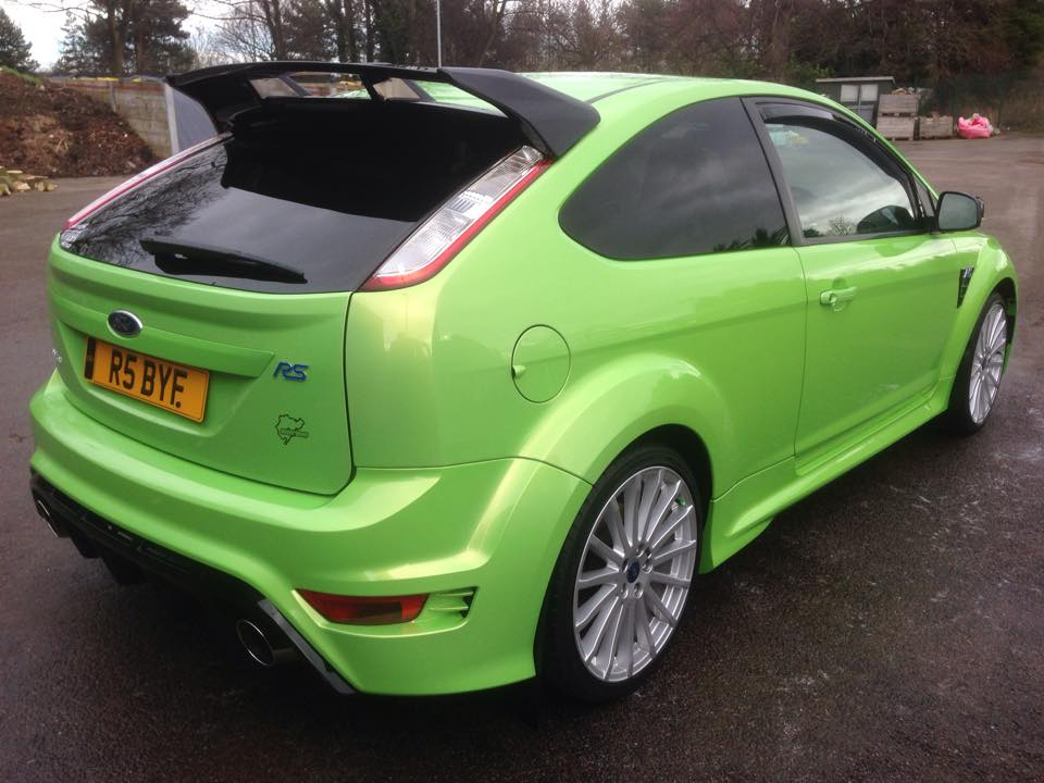 #Trials rider Neil Tunnicliffe had his much-loved #Ford #Focus #RS #stolen last night from #Derby area, please share! http://t.co/2SyfOveK6c