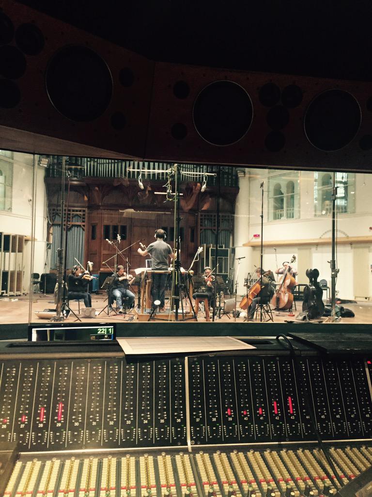 The Sherlock Victorian Quintet shredding ...... http://t.co/GVDHSi0Hcl