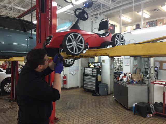 Audi Midtown Toronto On Twitter Ethans Audi Pedal Car Had A - Audi toronto
