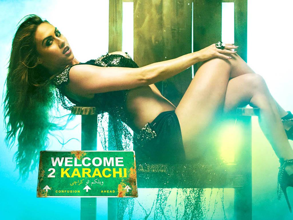 Welcome 2 Karachi (2015) Movie Poster No. 3