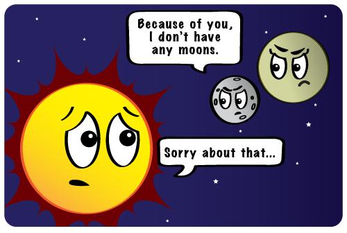 does mars have any moons - photo #13