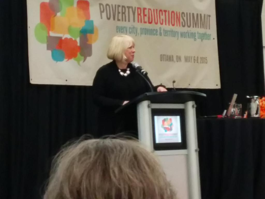 """We are all part of the solution, we all have a part to play in reducing poverty."" #ReducePoverty2015 #Miss #Peel http://t.co/PoOmHMCnCT"