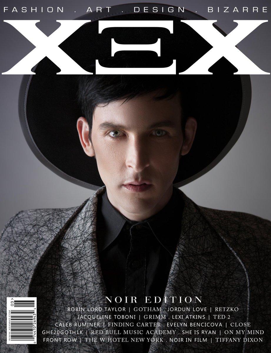 #Gotham star @RobinLordTaylor covers XEX's #Noir Edition!  #Robinlordtaylor #thepenguin http://t.co/j2YIoe4hpB http://t.co/ka7ptUumQM