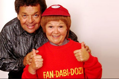 The krankies swinging