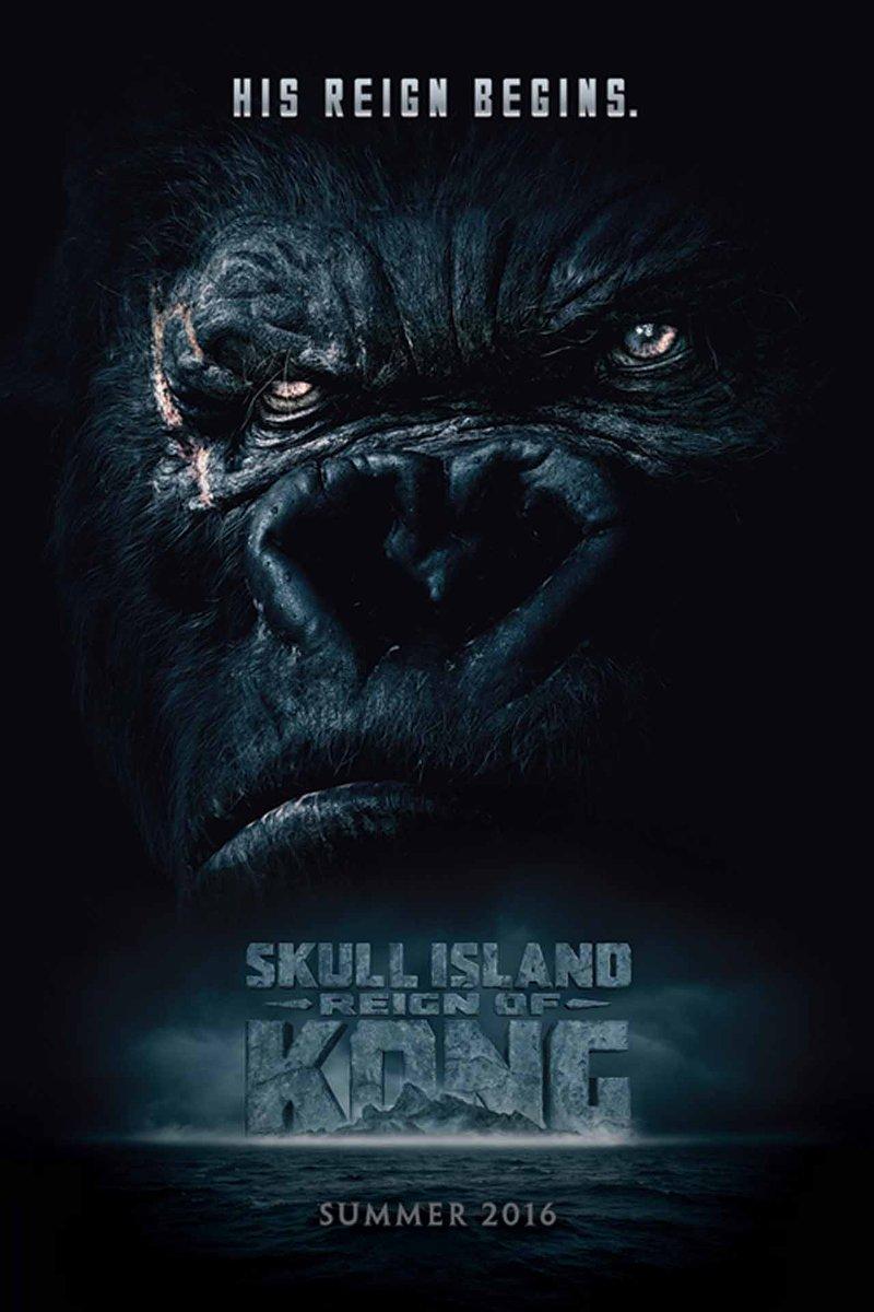 Кинг-Конг: Остров черепа, Godzilla vs. King Kong
