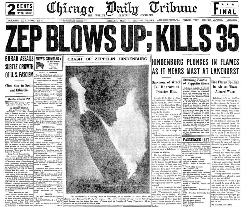 Image result for explosion of the hindenburg 1937