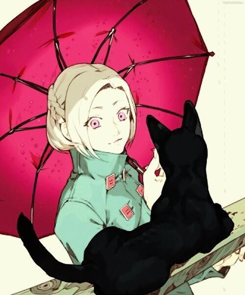 Rt Your Queen On Twitter Akira Mado Tokyo Ghoul Http T Co 9r2k8autzd