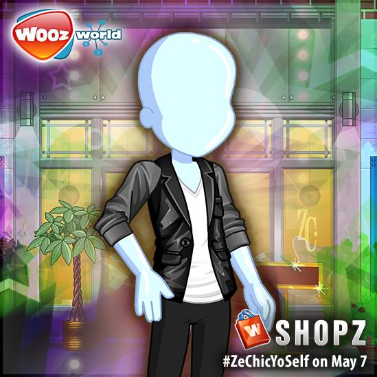 Too cool for tie, too sharp for a T-shirt #ZeChicYoSelf #ZeChicay7 http://t.co/HvTOTZlgbw