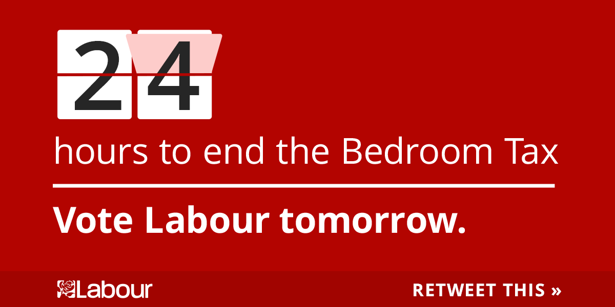 The Labour Party On Twitter Labour In Bedroom Tax Gone Http T
