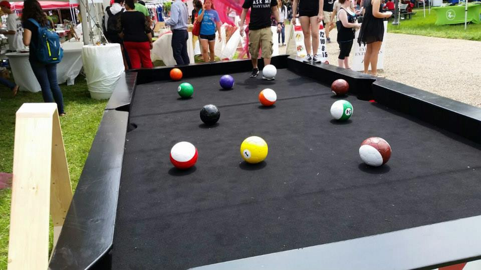 foot activity essex in soccer table pool entertainment london nationwide sports days category corporate