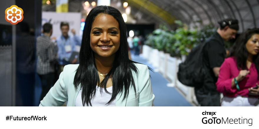 """It's wonderful to be a part of something from the ground up,"" -@ChristinaMilian on @FrenchGirlsApp #CollisionConf http://t.co/Mo5xIJGoUy"