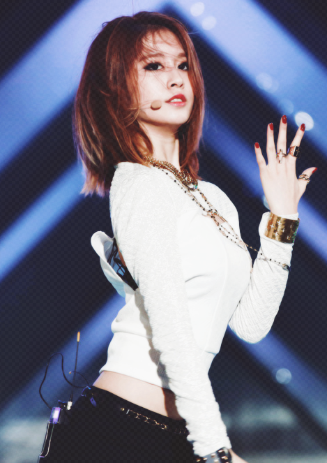 T-ara Spam /RT on Twit...T Ara Number 9 Jiyeon