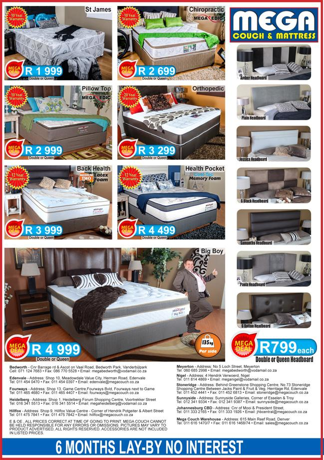 megacouch mattress megacouchsa twitter. Black Bedroom Furniture Sets. Home Design Ideas