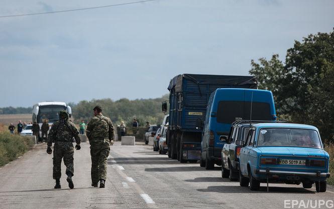 Утром боевики обстреляли жилые дома в селе Артема и автостанцию в городе Счастье, - Москаль - Цензор.НЕТ 3360