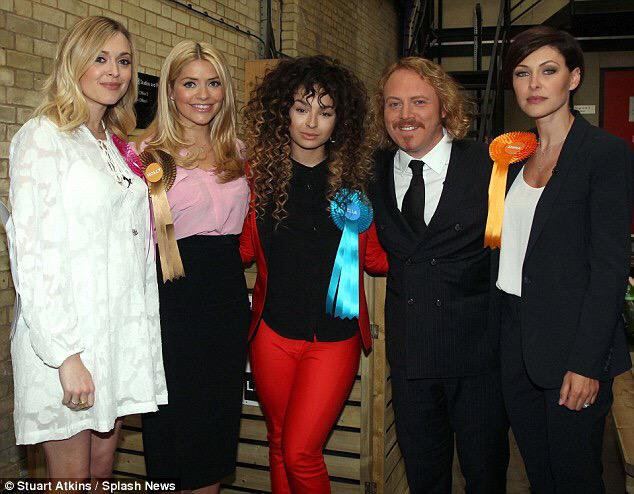 RT @Vipweddingpix: Celebrity Juice tonight 10pm ITV2 Election Special! @EmmaWillis @lemontwittor @rioferdy5 @hollywills @EllaEyre #ITV2 htt…