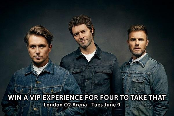 #WIN *VIP* Tickets for 4 to see @takethat live at London's @TheO2 in June. Tell ur friends!  http://t.co/l2SS7j9p4C http://t.co/1ouq3WQ8zm