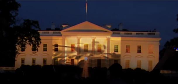 видео сша белый дом